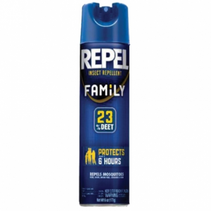 photo: Repel Family Formula Pump Spray insect repellent