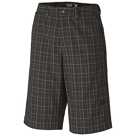 photo: Mountain Hardwear Trotter Trunk hiking short