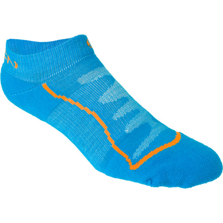 Keen Boulder Canyon Low Ultralite Sock