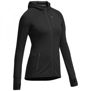 photo: Icebreaker Women's Quantum Hood long sleeve performance top
