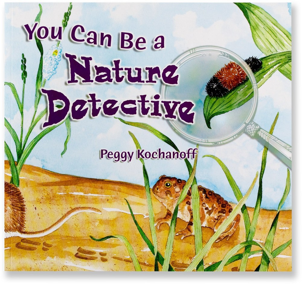 Mountain Press You Can Be a Nature Detective