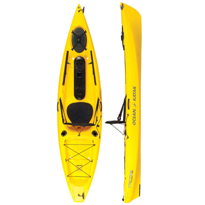 photo: Ocean Kayak Tetra 10 Angler fishing kayak