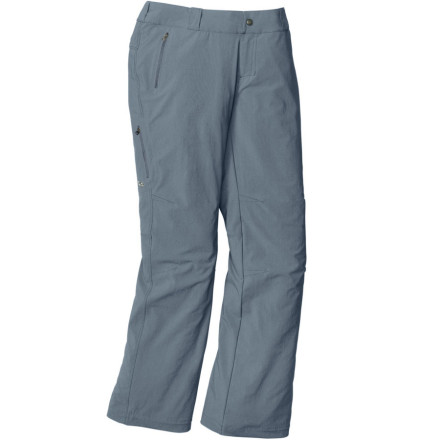photo: Outdoor Research Women's Contour Pants soft shell pant