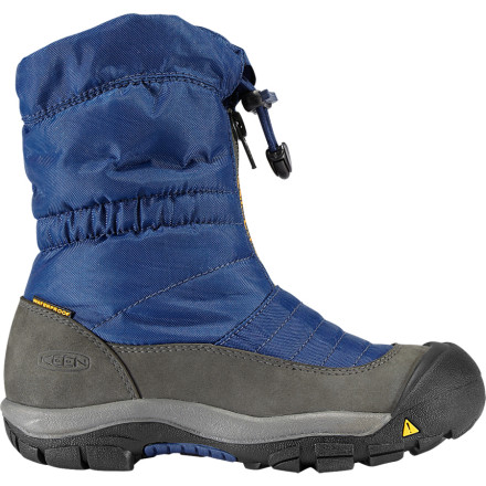 photo: Keen Girls' Bridger WP winter boot