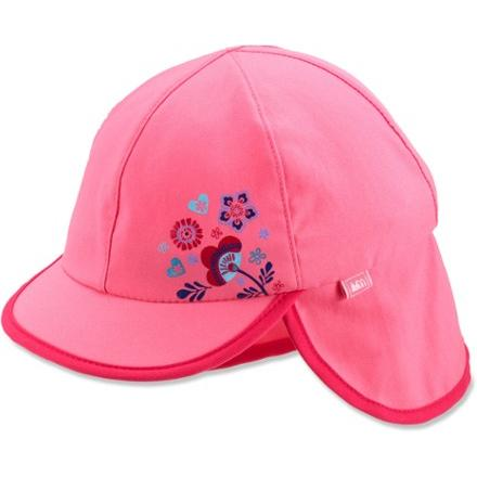 photo: REI Kids' Flap Hat sun hat