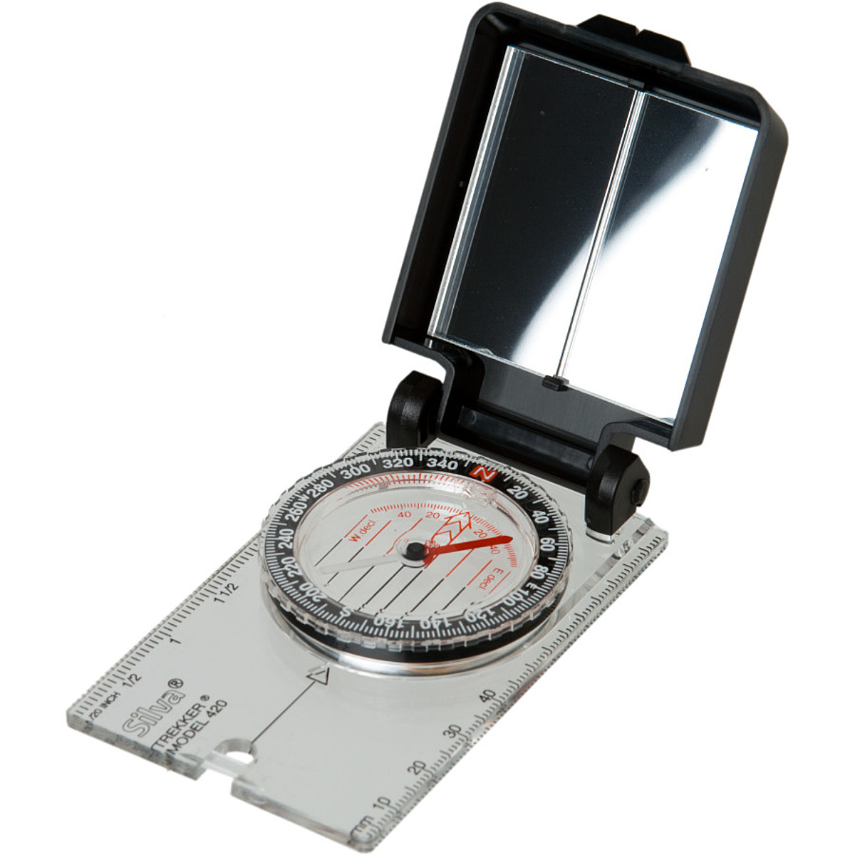 photo: Silva Trekker Type 20 handheld compass