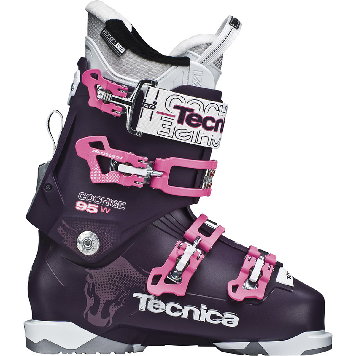 photo of a Tecnica alpine touring product