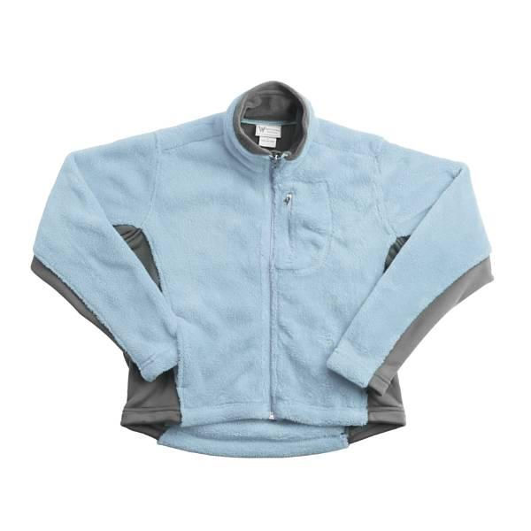 White Sierra Tech Fleece Jacket