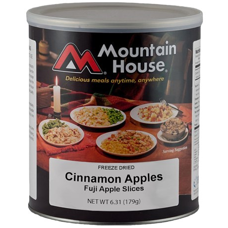 Mountain House Cinnamon Apple Slices