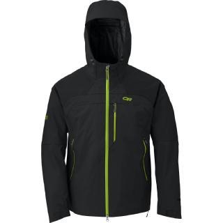 photo: Outdoor Research Mentor Jacket waterproof jacket
