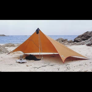 photo: Snow Peak Penta Light Tarp tarp/shelter