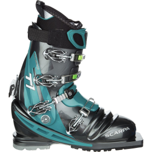 photo: Scarpa T1 telemark boot