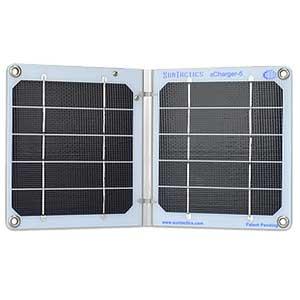 photo: Suntactics sCharger-5 solar panel