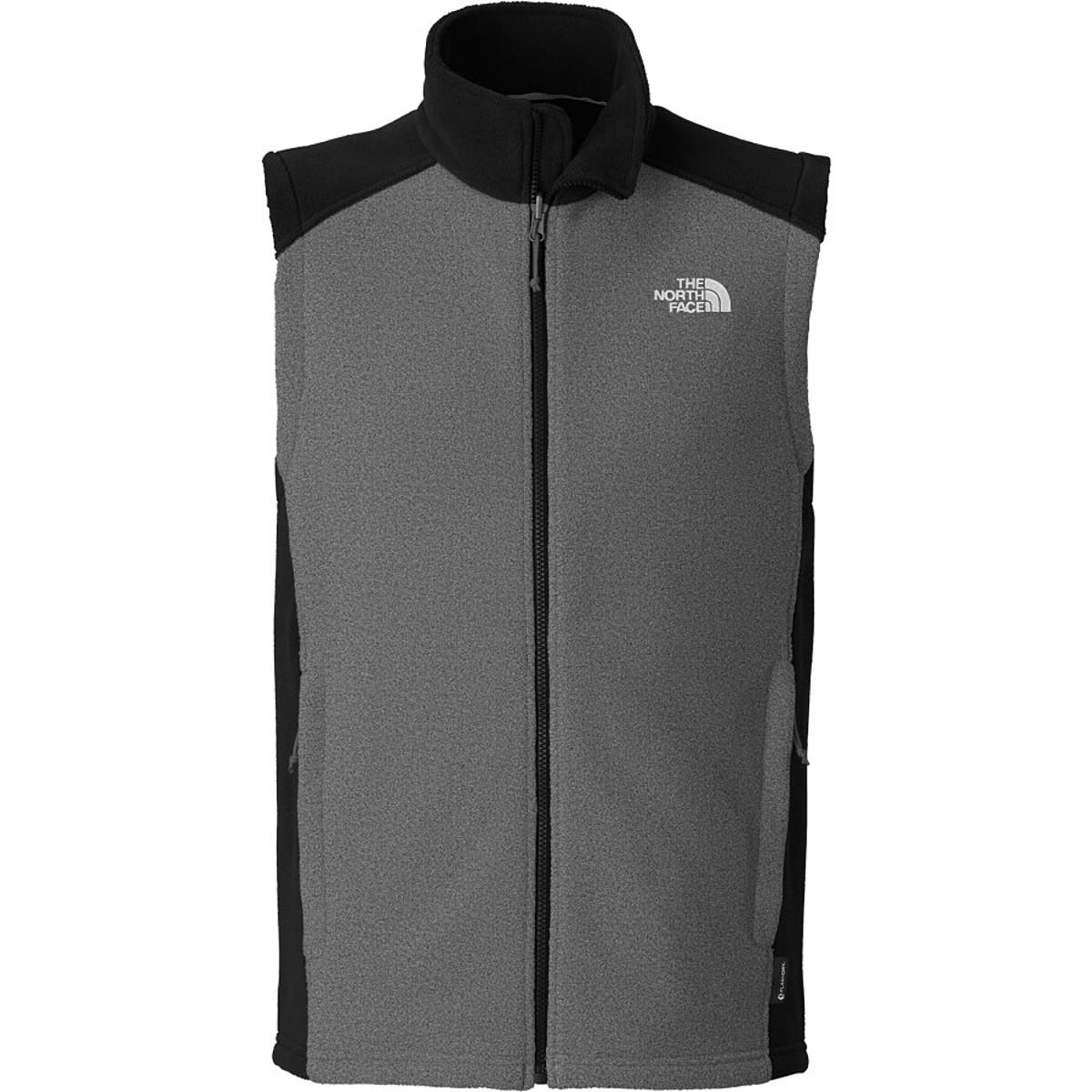 photo: The North Face RDT 300 Vest fleece vest