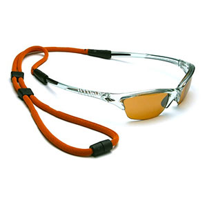 photo: NexStepProducts NEXStraps sunglass retainer
