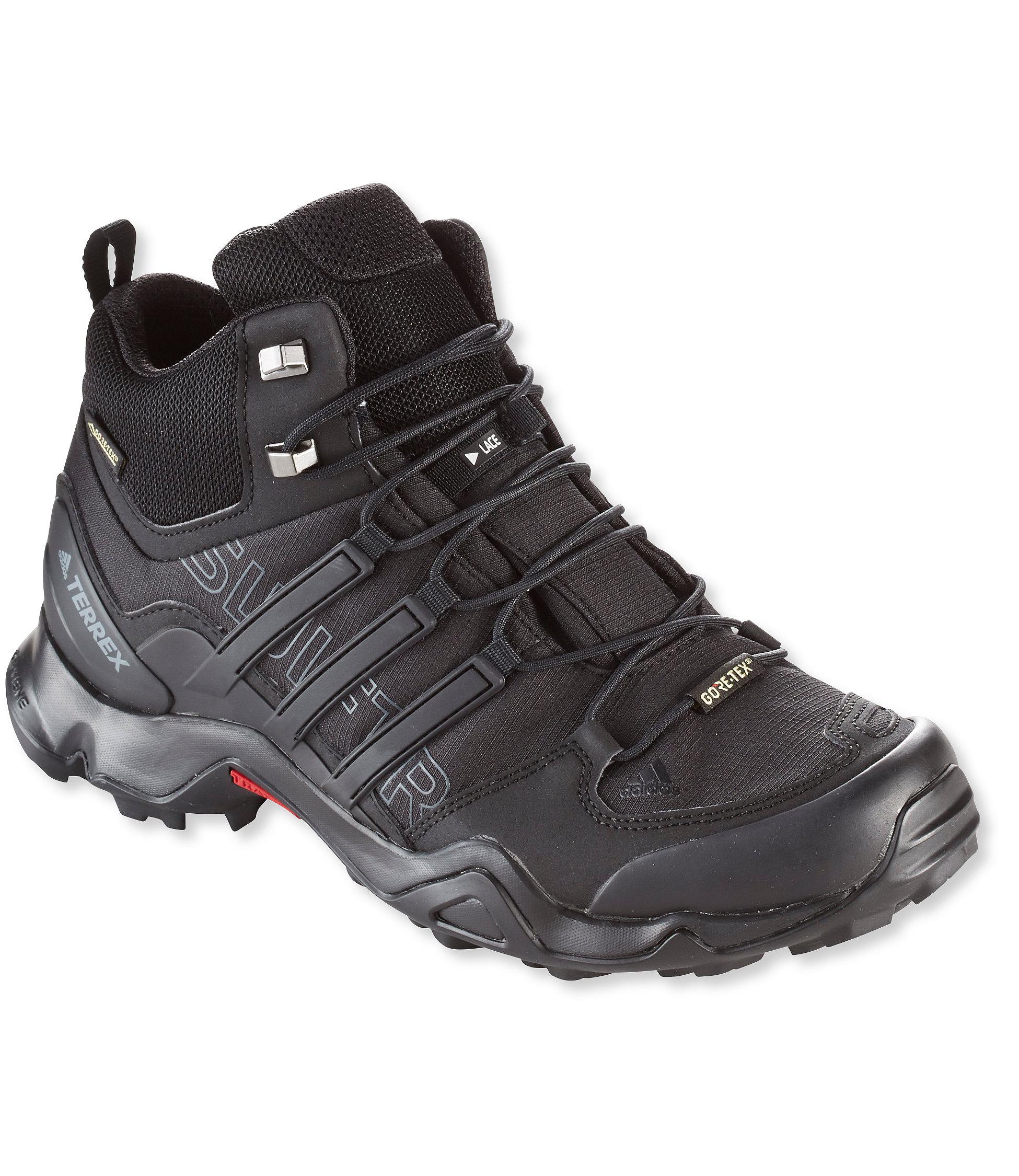 photo: Adidas Men's Terrex Swift R Mid GTX hiking boot