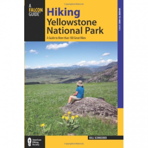 photo: Falcon Guides Hiking Yellowstone National Park us mountain states guidebook