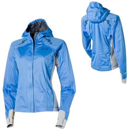 photo: Mountain Hardwear Women's Transition Jacket wind shirt