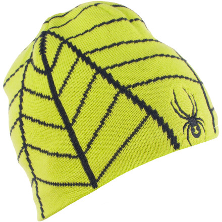 photo: Spyder Mini Web Hat winter hat