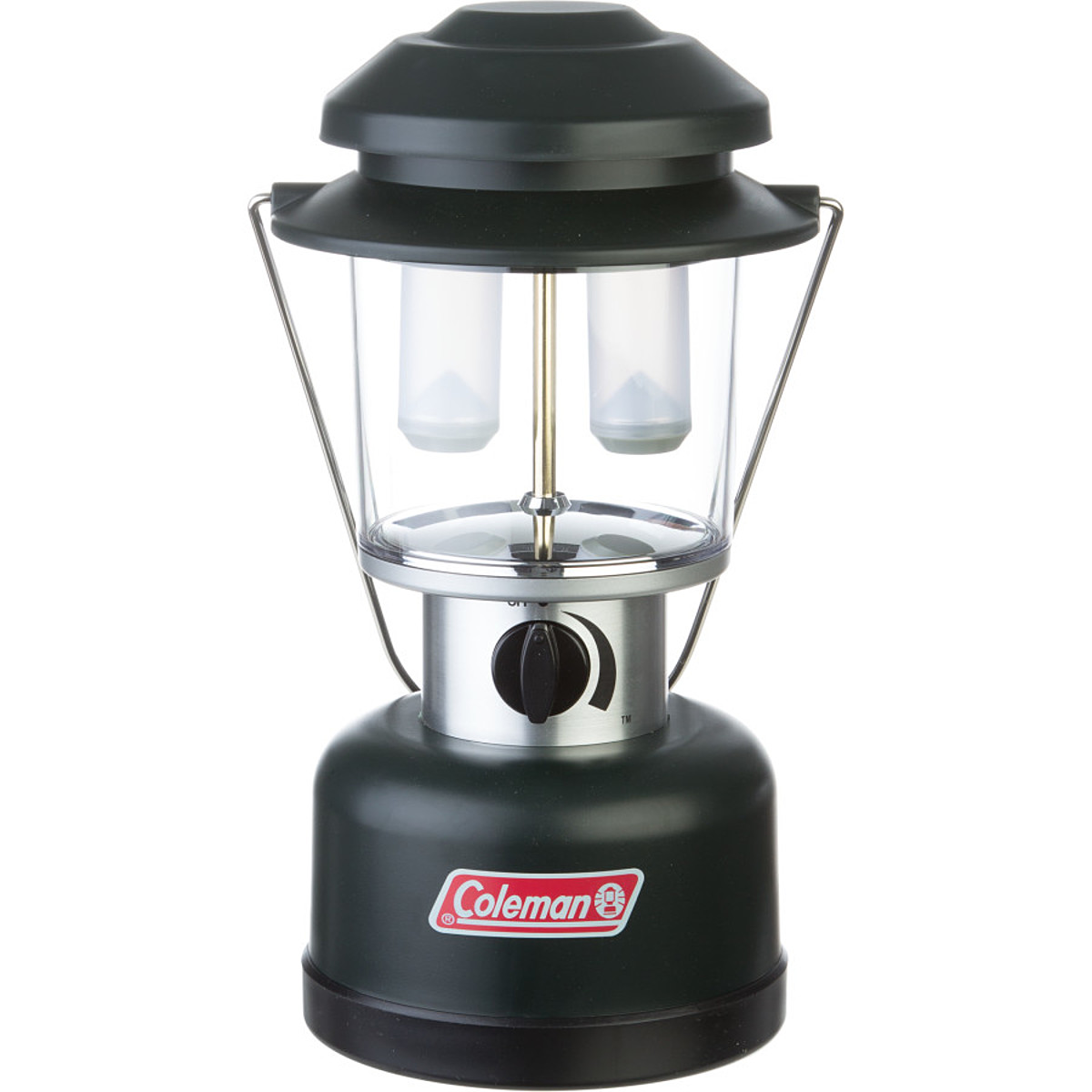 photo: Coleman Twin LED Lantern battery-powered lantern
