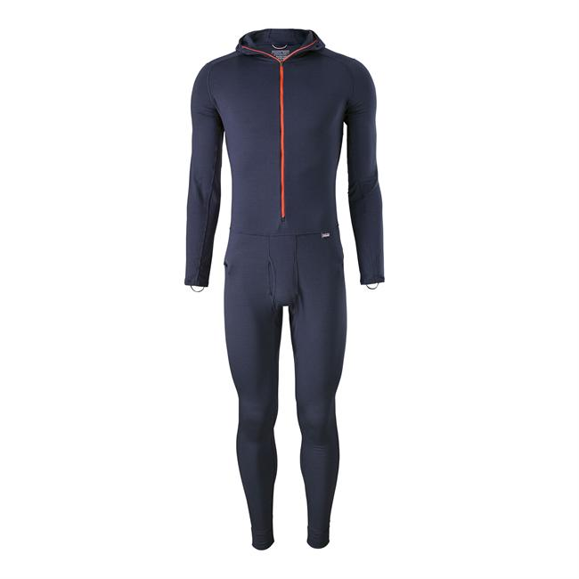photo: Patagonia Capilene Thermal Weight One-Piece Suit one-piece base layer