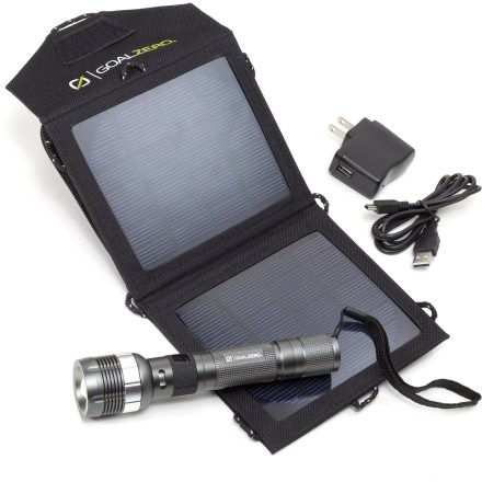 Goal Zero Bolt Mobile Solar Charger Kit