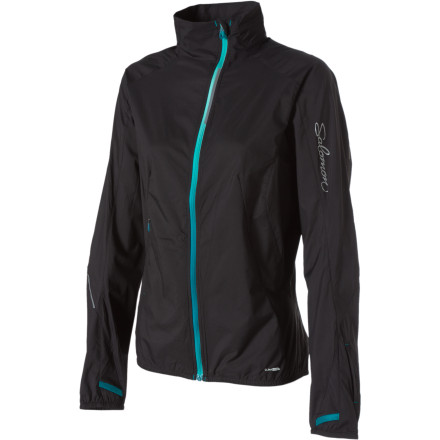 photo: Salomon Men's Fast Wing III Jacket wind shirt