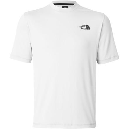 photo: The North Face Class V Watershirt short sleeve performance top