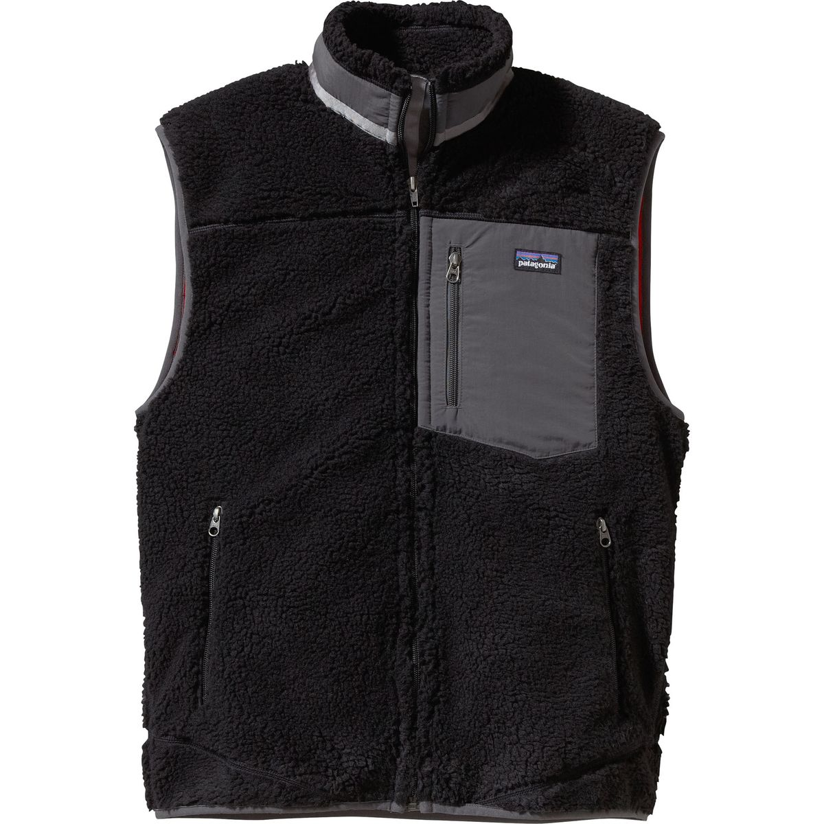 photo: Patagonia Classic Retro-X Vest fleece vest