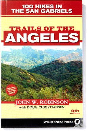 Wilderness Press Trails of the Angeles: 100 Hikes in the San Gabriels