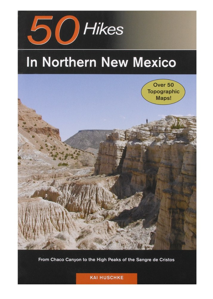 Countryman Press 50 Hikes in Northern New Mexico