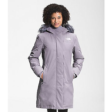 photo: The North Face Arctic Parka down insulated jacket
