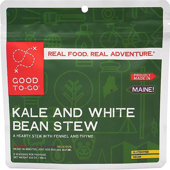 Good To-Go Kale and White Bean Stew