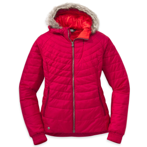 photo: Outdoor Research Breva Jacket synthetic insulated jacket