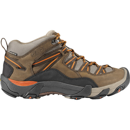 photo: Keen Men's Red Rock Mid hiking boot