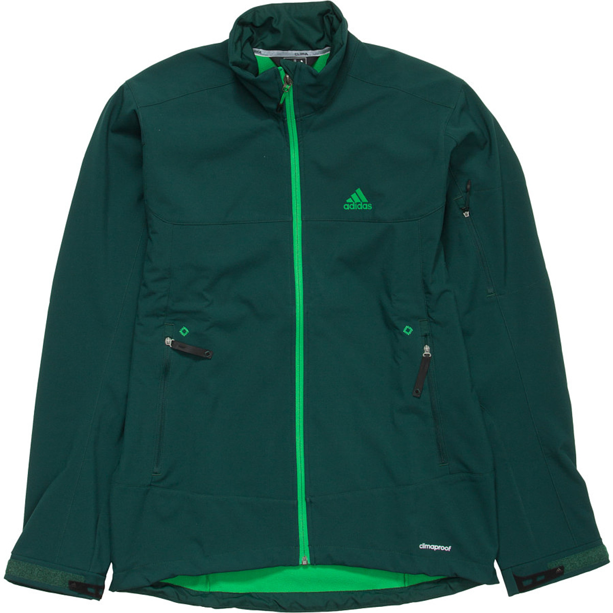 photo: Adidas Hiking Softshell Jacket soft shell jacket