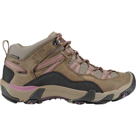 photo: Keen Women's Red Rock Mid hiking boot