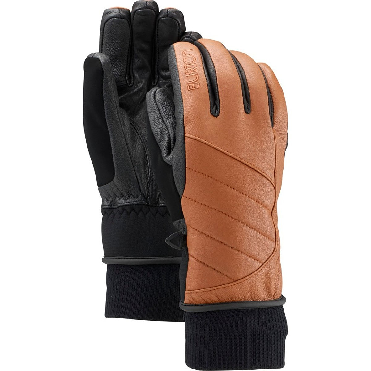 photo: Burton Favorite Leather Mit insulated glove/mitten