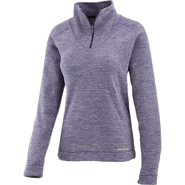 Merrell Zaida Half Zip Fleece