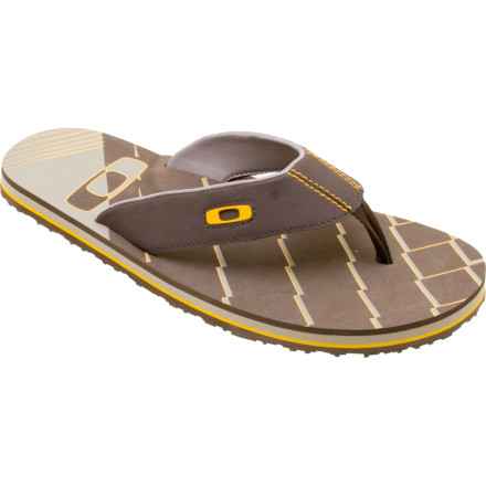 photo: Oakley O-Strap flip-flop