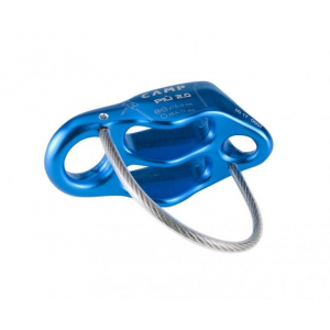 photo: Cassin Piu 2 belay/rappel device