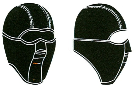 Gordini Lavawool Face Mask