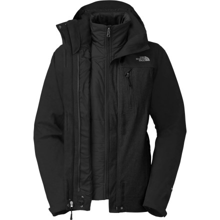 The North Face Reinstorm Triclimate Jacket