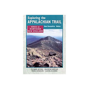 photo: Stackpole Books Exploring the Appalachian Trail Northern New England us northeast guidebook