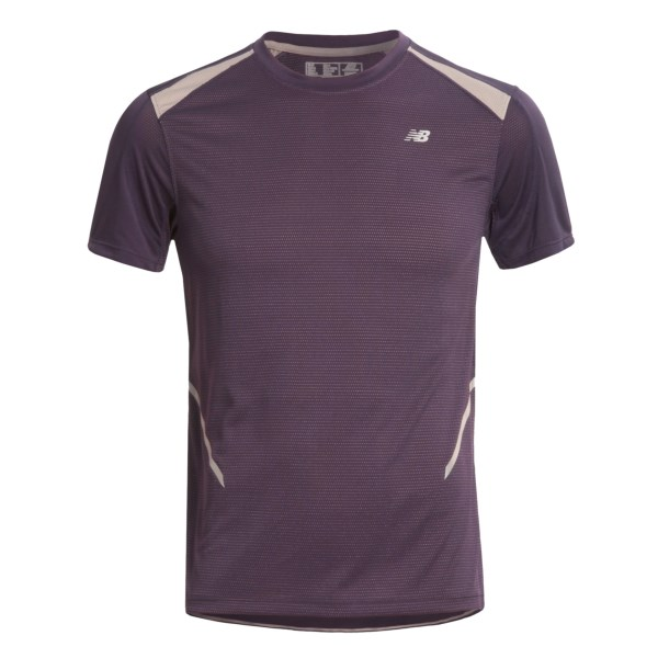 photo: New Balance NBx Adapter S/S short sleeve performance top
