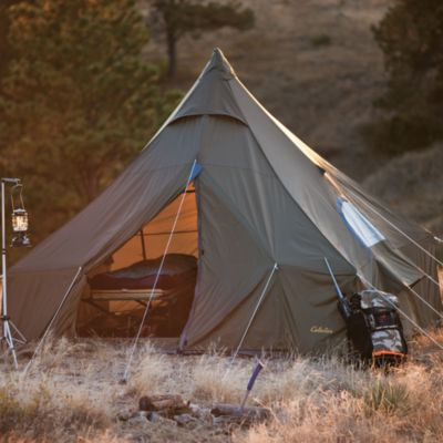 Cabela's Outback Lodge Tent 8' x 8'