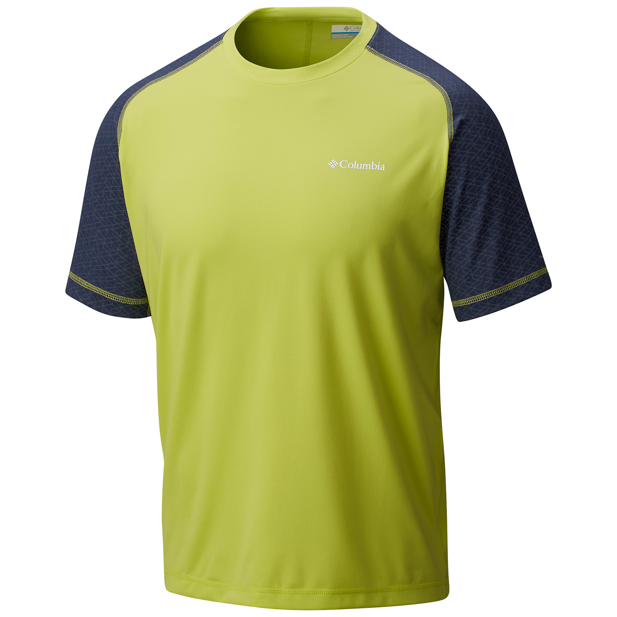 photo: Columbia Trail Flash Short Sleeve Shirt short sleeve performance top
