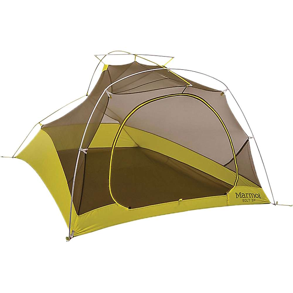 photo: Marmot Bolt Ultralight 3P three-season tent