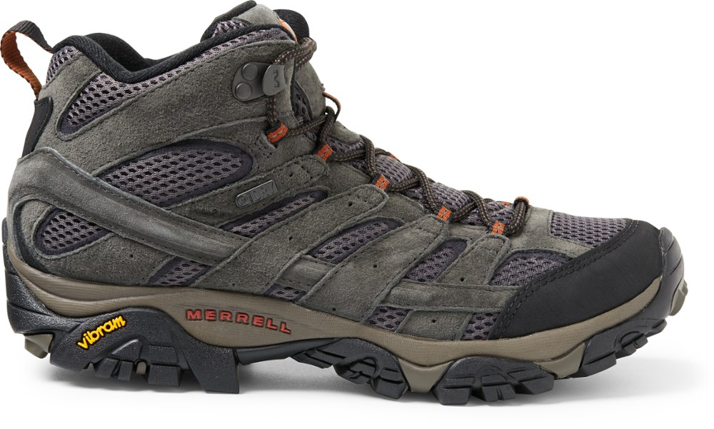Merrell Outland Mid Waterproof Reviews Trailspace