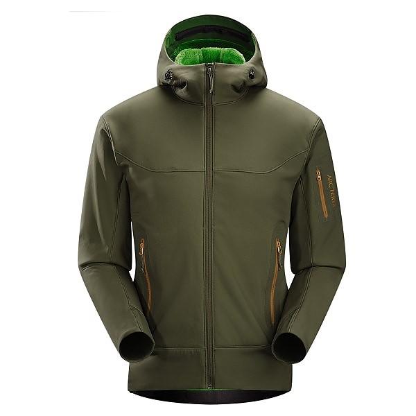 photo: Arc'teryx Men's Hyllus Hoody fleece jacket